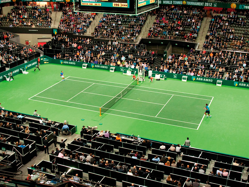 proflex abn amro world tennis tournament