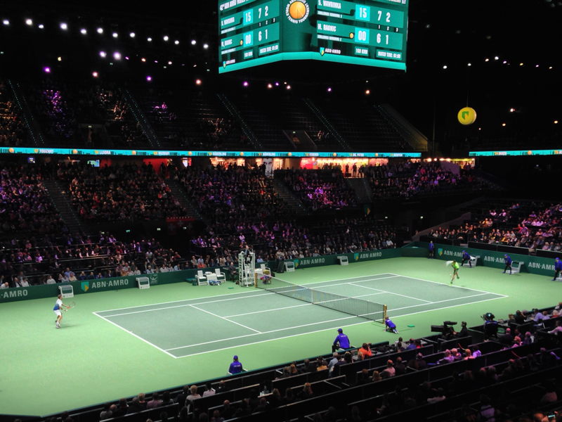 ABN AMRO World Tennis Tournament 2015